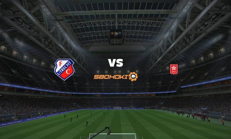 Live Streaming  Jong FC Utrecht vs MVV Maastricht 5 Maret 2021 1