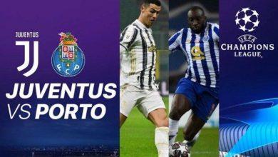Photo of Link Live Streaming Juventus vs Porto: Nyonya Tua Mengincar Comeback