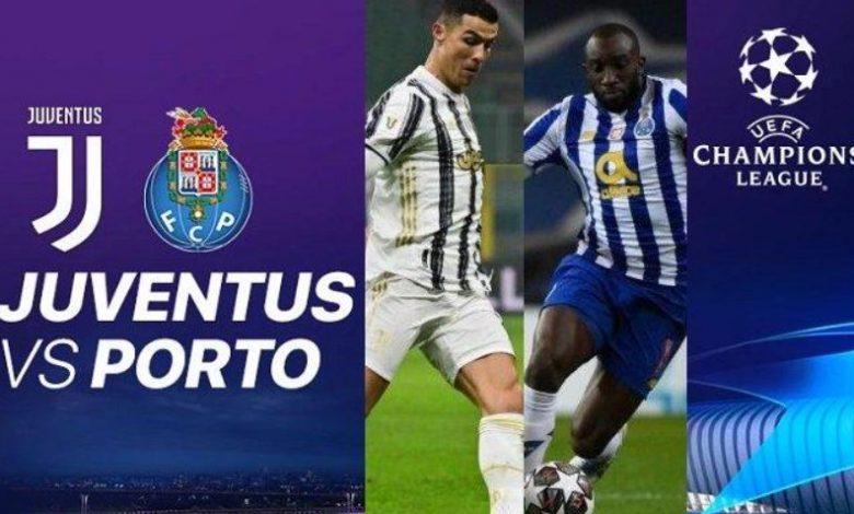 Link Live Streaming Juventus vs Porto: Nyonya Tua Mengincar Comeback 1
