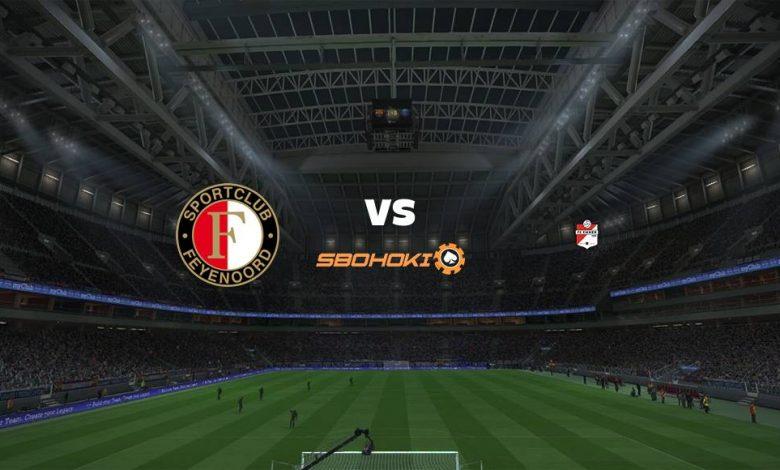 Live Streaming  Feyenoord vs FC Emmen 20 Maret 2021 1