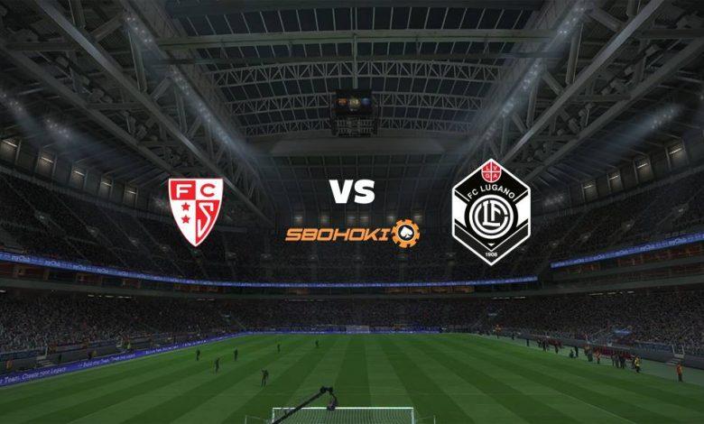 Live Streaming  FC Sion vs FC Lugano 4 Maret 2021 1