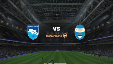 Photo of Live Streaming  Pescara vs Spal 6 Maret 2021