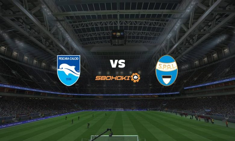 Live Streaming  Pescara vs Spal 6 Maret 2021 1