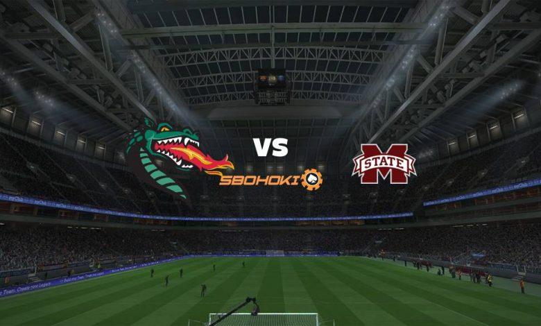 Live Streaming  UAB vs Mississippi State Bulldogs 7 Maret 2021 1