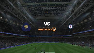 Photo of Live Streaming  Pumas UNAM vs Cruz Azul 8 Maret 2021