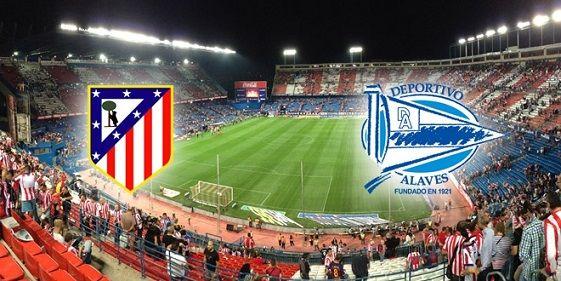 Prediksi La liga: Atletico Madrid vs Deportivo Alaves 1