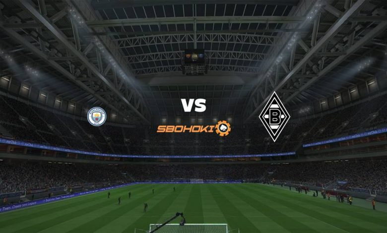 Live Streaming  Manchester City vs M'gladbach 16 Maret 2021 1