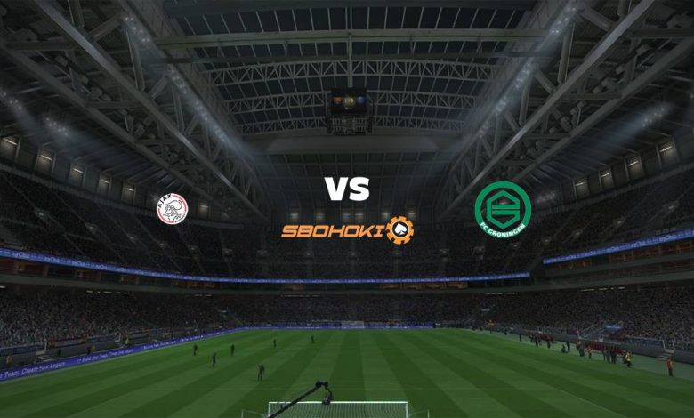 Live Streaming  Ajax Amsterdam vs FC Groningen 7 Maret 2021 1
