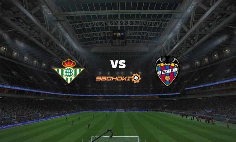 Live Streaming  Real Betis vs Levante 19 Maret 2021 1