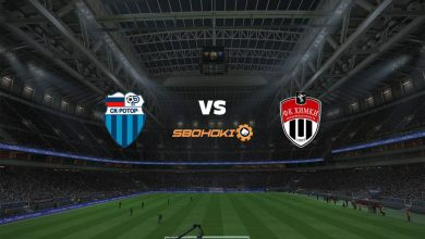 Photo of Live Streaming  FC Rotor Volgograd vs FC Khimki 6 Maret 2021