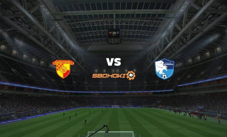 Live Streaming  Goztepe vs Erzurum BB 8 Maret 2021 1