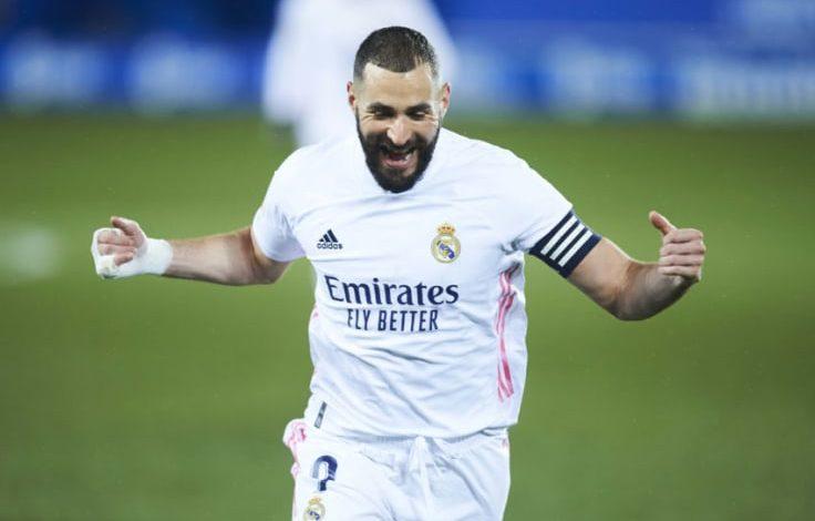 Karim Benzema, Seorang Diri Pertahankan Kans Real Madrid Musim Ini 1