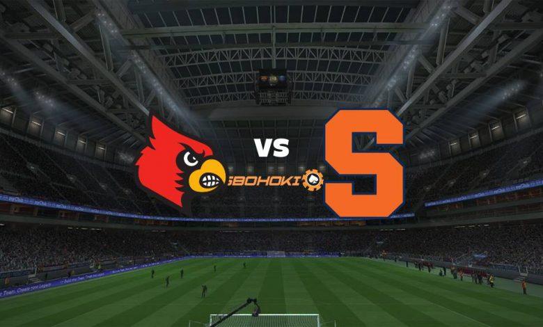 Live Streaming  Louisville vs Syracuse 13 Maret 2021 1