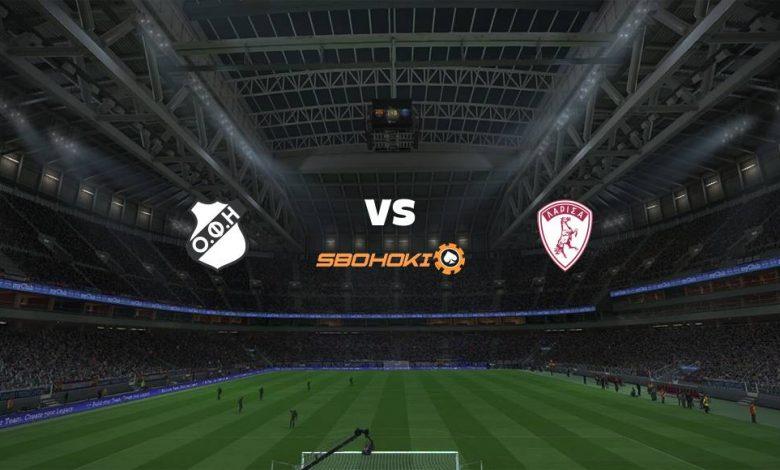 Live Streaming  OFI Crete vs Larissa FC 6 Maret 2021 1