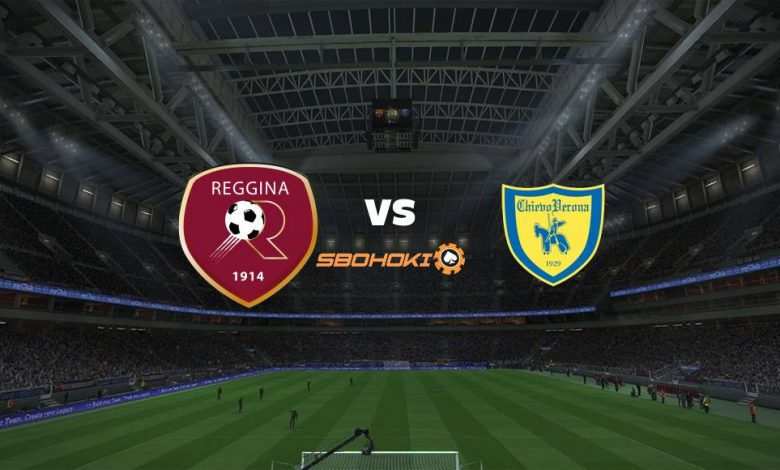 Live Streaming  Reggina vs Chievo 21 Maret 2021 1