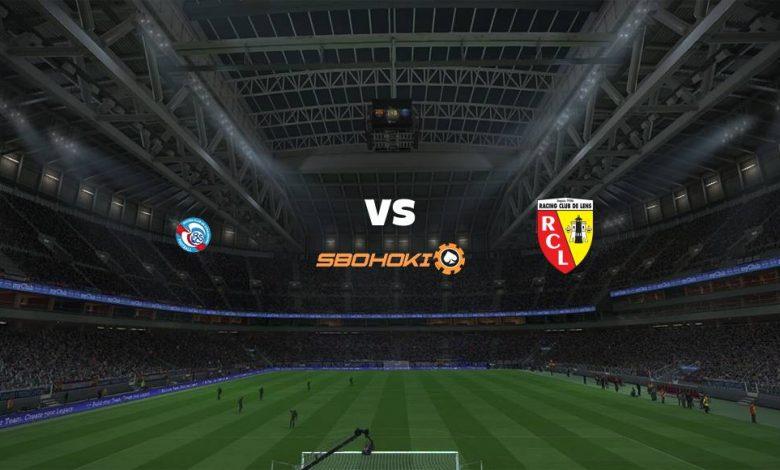 Live Streaming  Strasbourg vs Lens 21 Maret 2021 1