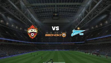 Photo of Live Streaming  CSKA Moscow vs Zenit St Petersburg 17 Maret 2021