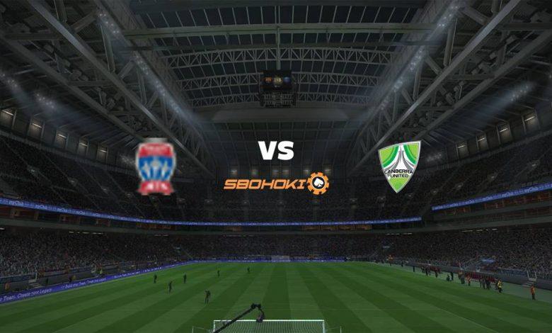 Live Streaming  Newcastle Jets Women vs Canberra United Women 20 Maret 2021 1