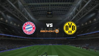 Photo of Live Streaming  Bayern Munich vs Borussia Dortmund 6 Maret 2021