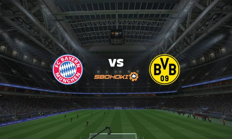 Live Streaming  Bayern Munich vs Borussia Dortmund 6 Maret 2021 1