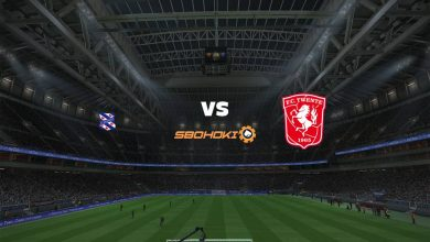 Photo of Live Streaming  Heerenveen vs FC Twente 19 Maret 2021