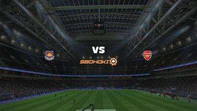 Photo of Live Streaming  West Ham United vs Arsenal 21 Maret 2021