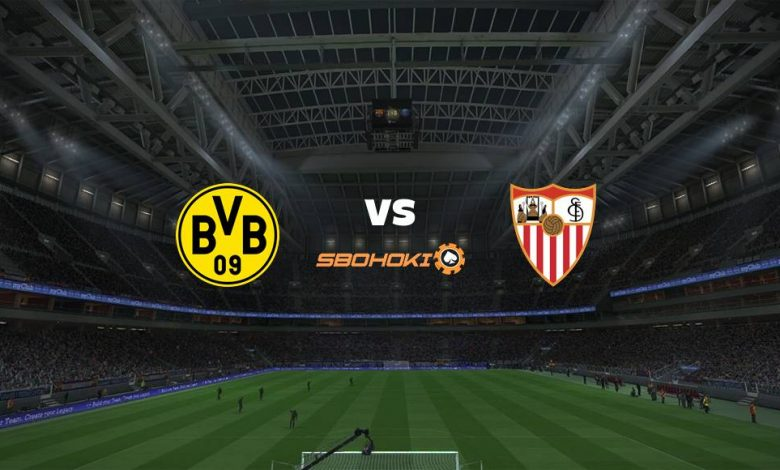 Live Streaming  Borussia Dortmund vs Sevilla 9 Maret 2021 1