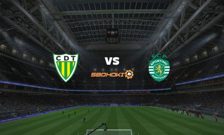 Live Streaming  Tondela vs Sporting CP 13 Maret 2021 1
