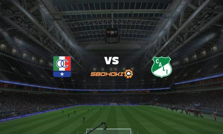 Live Streaming  Once Caldas vs Deportivo Cali 6 Maret 2021 1