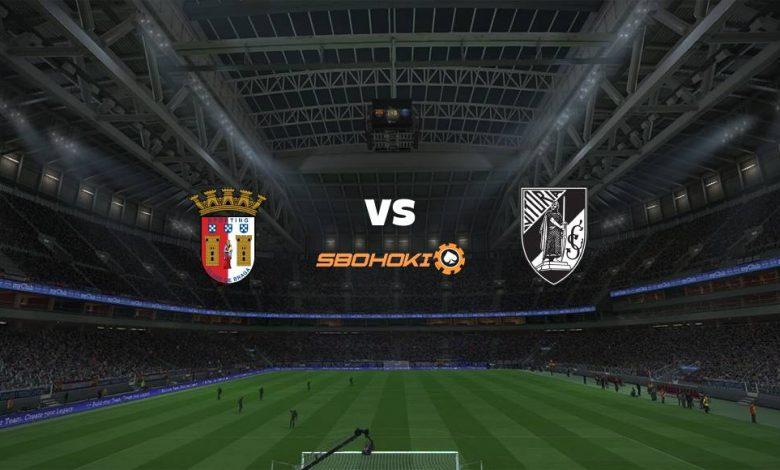 Live Streaming  Braga vs Guimaraes 9 Maret 2021 1