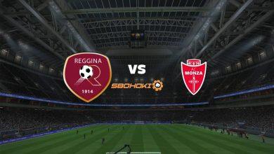 Photo of Live Streaming  Reggina vs Monza 13 Maret 2021