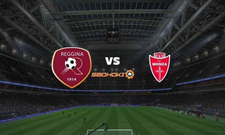 Live Streaming  Reggina vs Monza 13 Maret 2021 1