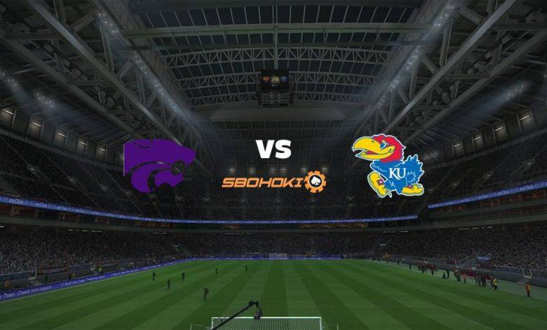 Live Streaming  Kansas State Wildcats vs Kansas Jayhawks 7 Maret 2021 1