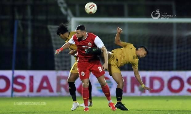 Bantah Prediksi, Persija Depak Bhayangkara dari Piala Menpora 1