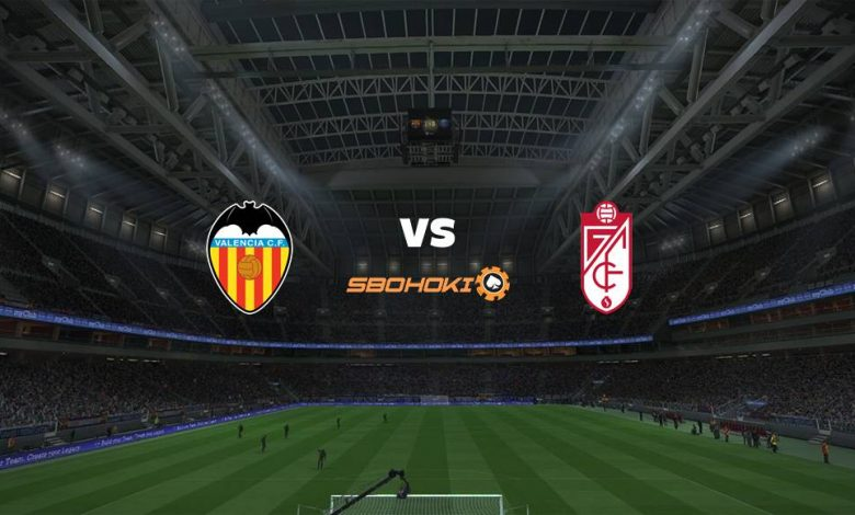 Live Streaming  Valencia vs Granada 21 Maret 2021 1