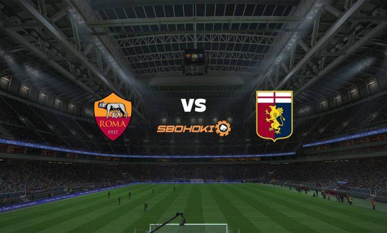 Live Streaming  Roma vs Genoa 7 Maret 2021 1
