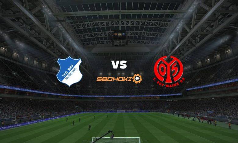 Live Streaming  Hoffenheim vs Mainz 21 Maret 2021 1