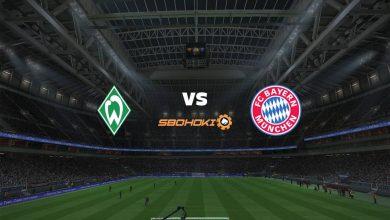 Photo of Live Streaming  Werder Bremen vs Bayern Munich 13 Maret 2021