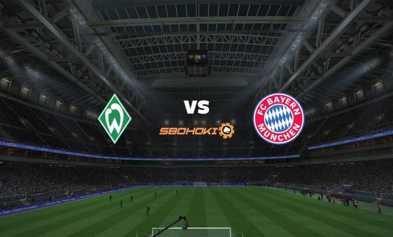 Live Streaming  Werder Bremen vs Bayern Munich 13 Maret 2021 1