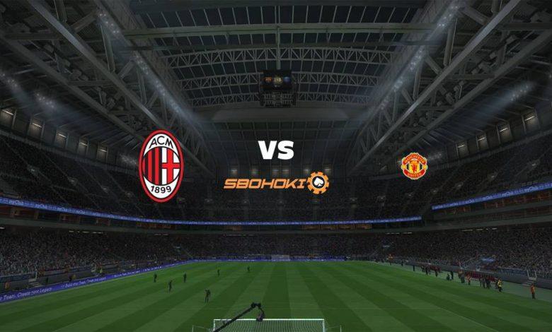 Live Streaming  Milan vs Manchester United 18 Maret 2021 1