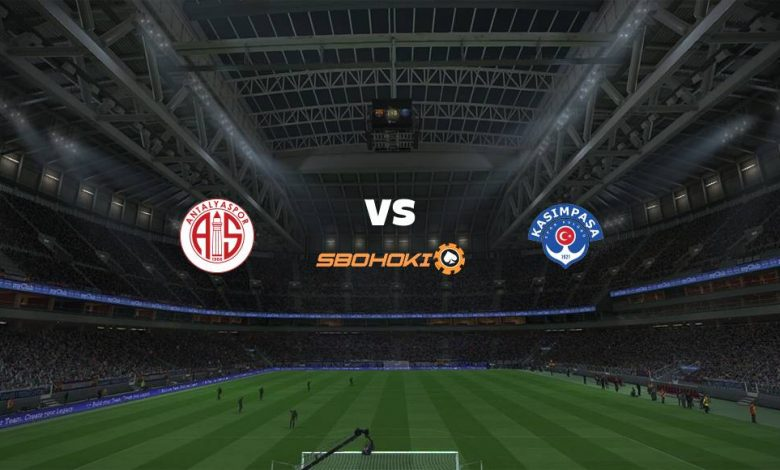 Live Streaming  Antalyaspor vs Kasimpasa 8 Maret 2021 1