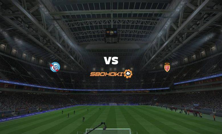 Live Streaming  Strasbourg vs AS Monaco 3 Maret 2021 1