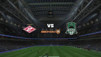 Photo of Live Streaming  Spartak Moscow vs Krasnodar 7 Maret 2021