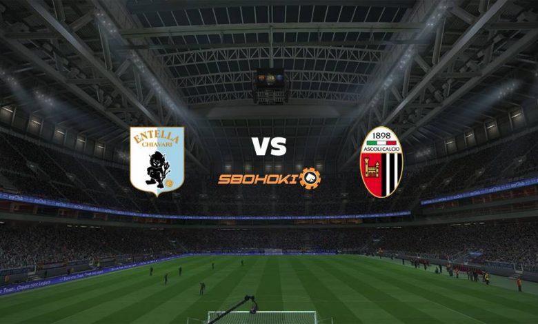 Live Streaming  Virtus Entella vs Ascoli 6 Maret 2021 1
