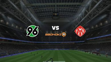 Photo of Live Streaming  Hannover 96 vs Würzburger Kickers 14 Maret 2021