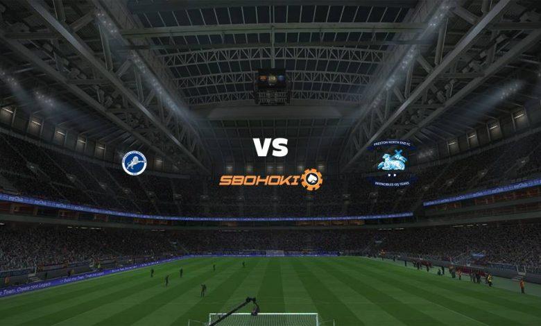 Live Streaming  Millwall vs Preston North End 2 Maret 2021 1