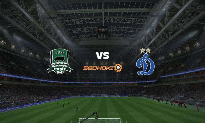 Live Streaming  Krasnodar vs Dinamo Moscow 18 Maret 2021 1