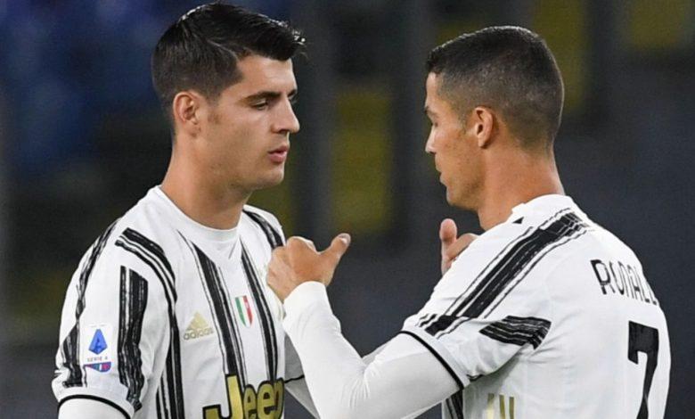 Prediksi Susunan Pemain Juventus vs Lazio Serie A, Ronaldo & Morata Main 1
