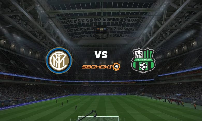 Live Streaming  Inter Milan vs Sassuolo 20 Maret 2021 1