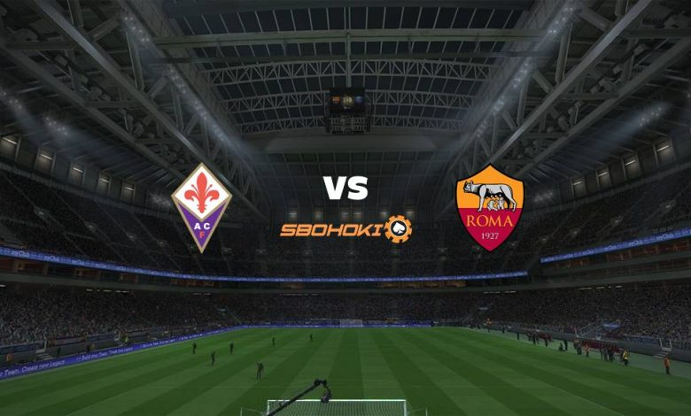 Live Streaming  Fiorentina vs Roma 3 Maret 2021 1